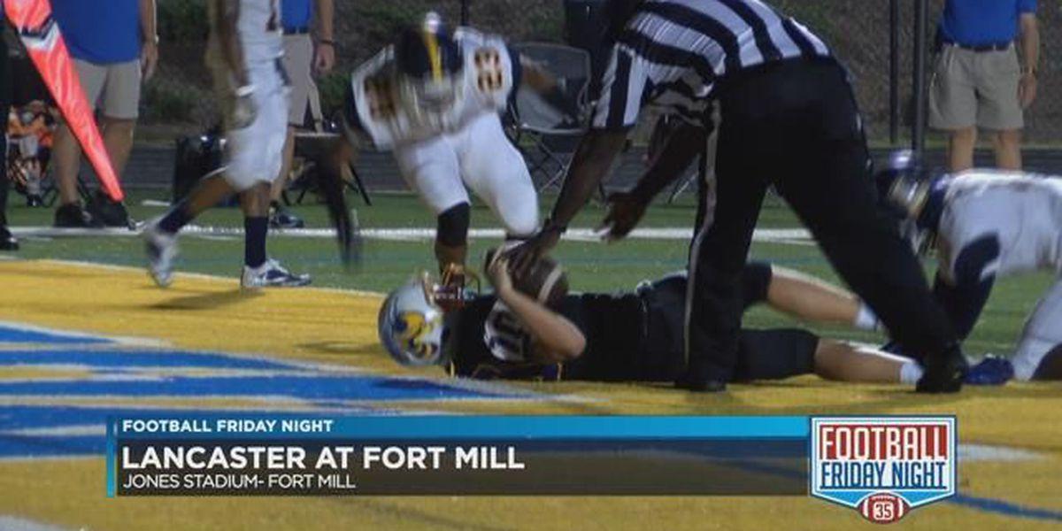 Lancaster at Fort Mill