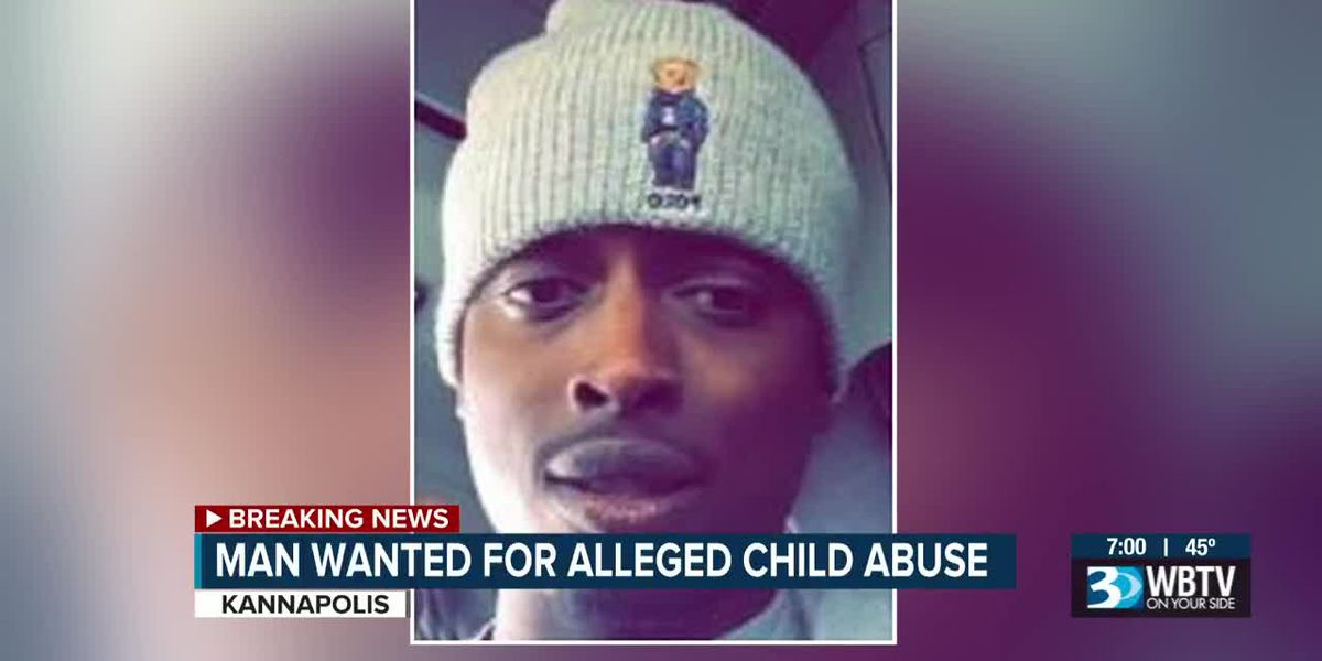 Kannapolis mother arrested, boyfriend wanted for child abuse charges