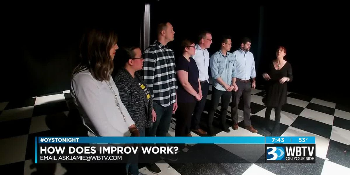 Good Question: How does improv work?