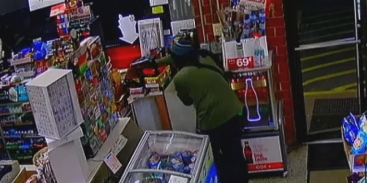 Police investigating armed robbery at Conover convenience store
