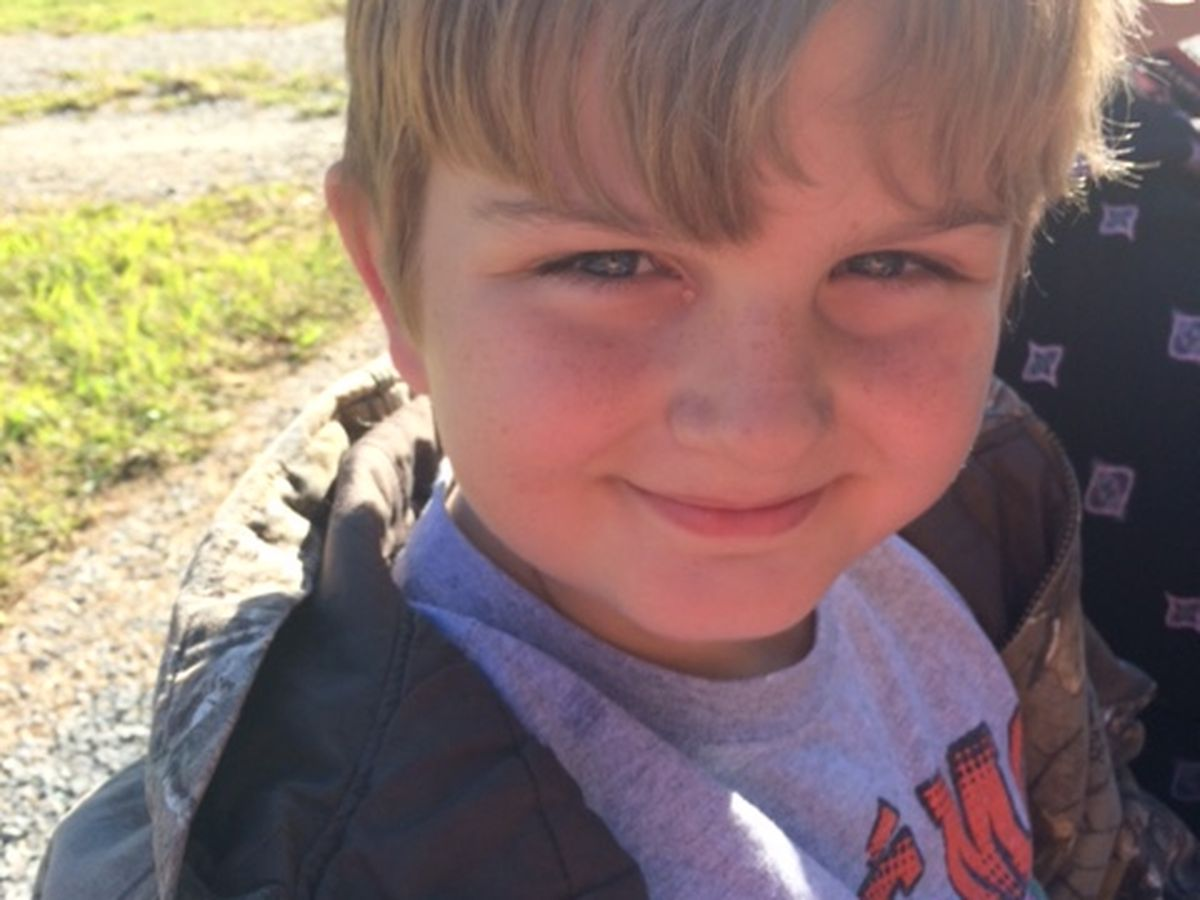 Molly's Kids: Meet 8-year-old Andrew Higgins
