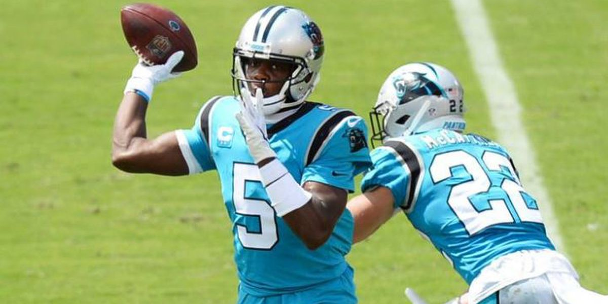 Teddy Bridgewater and the Panthers offense stumbles in loss to Tampa Bay Buccaneers