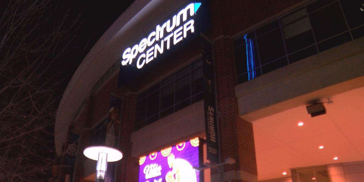 Charlotte NBA fans react to NBA suspending season