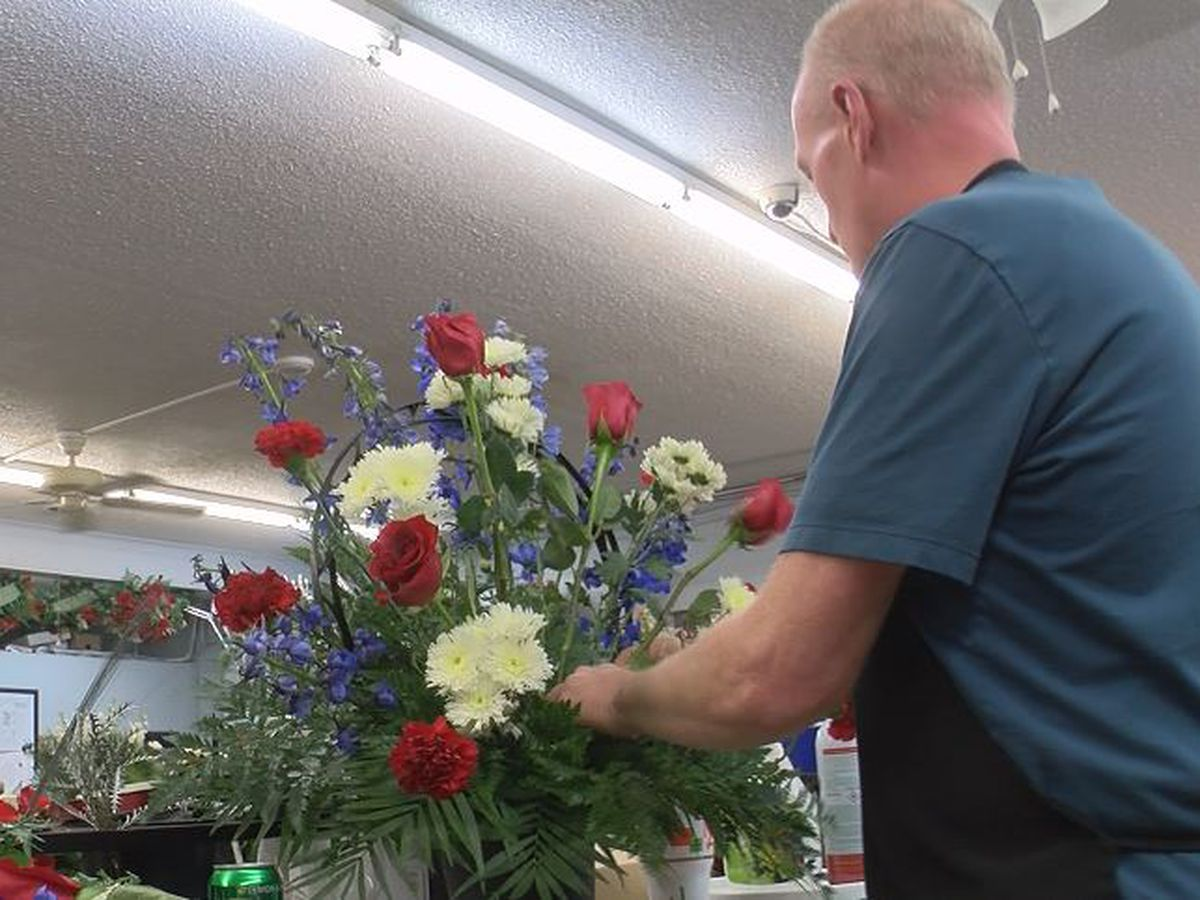 Statesville community organizes memorial for veteran with no family or friends