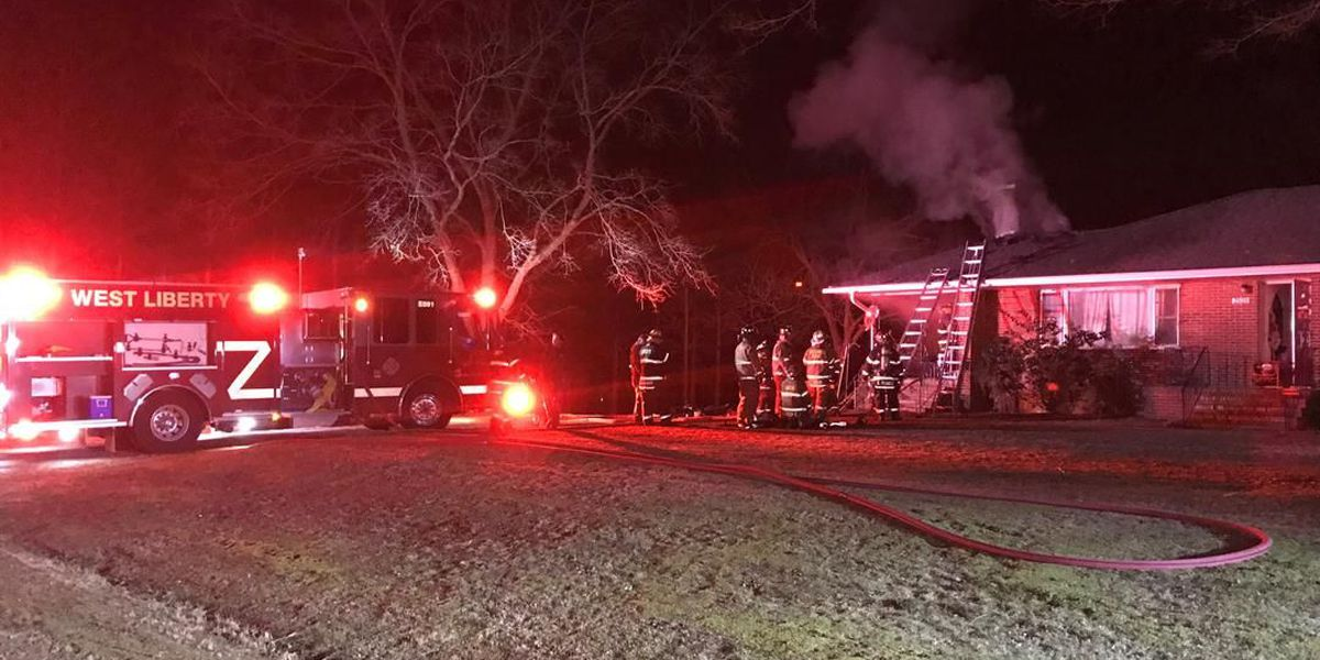 Two adults, two children displaced in Salisbury house fire