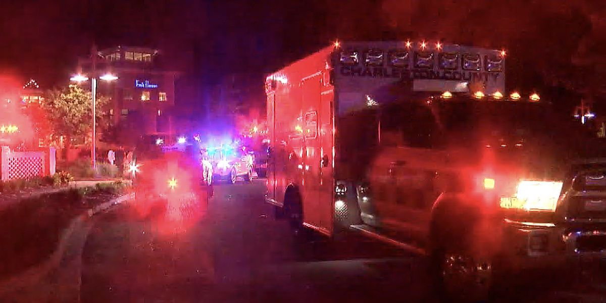 Victim of Mt. Pleasant boat explosion hospitalized, being treated for burns