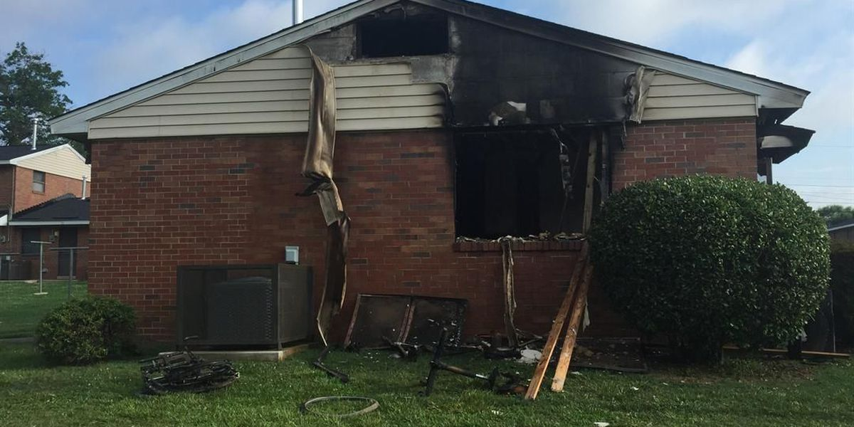 Fire heavily damages Salisbury home, no injuries reported