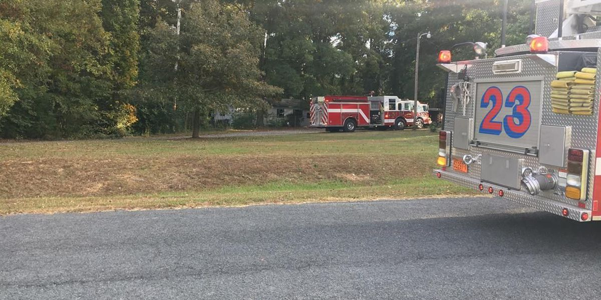 Family displaced after home catches fire in Union County