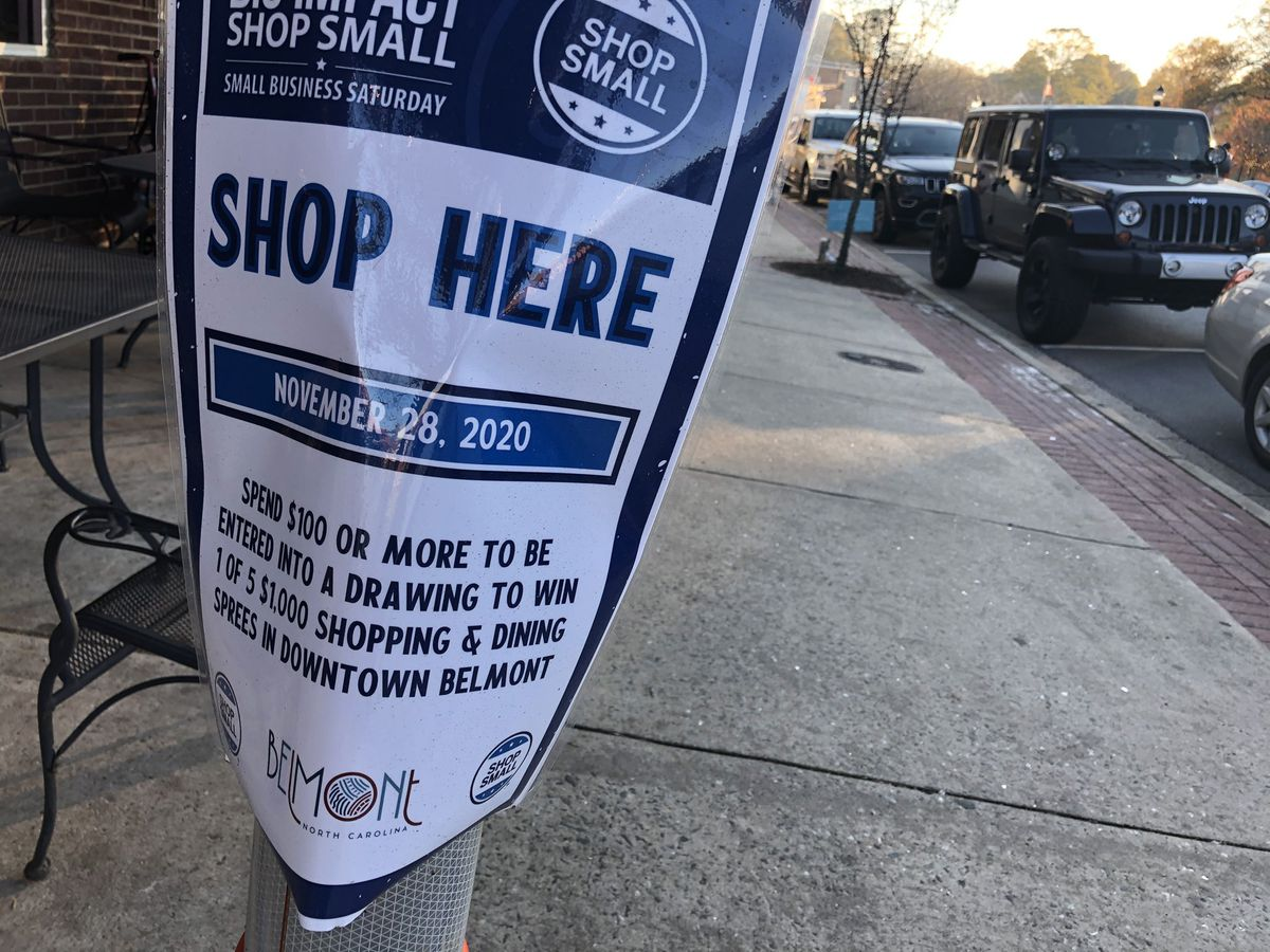 #ShopSmall: People hit the streets for Small Business Saturday in Charlotte area