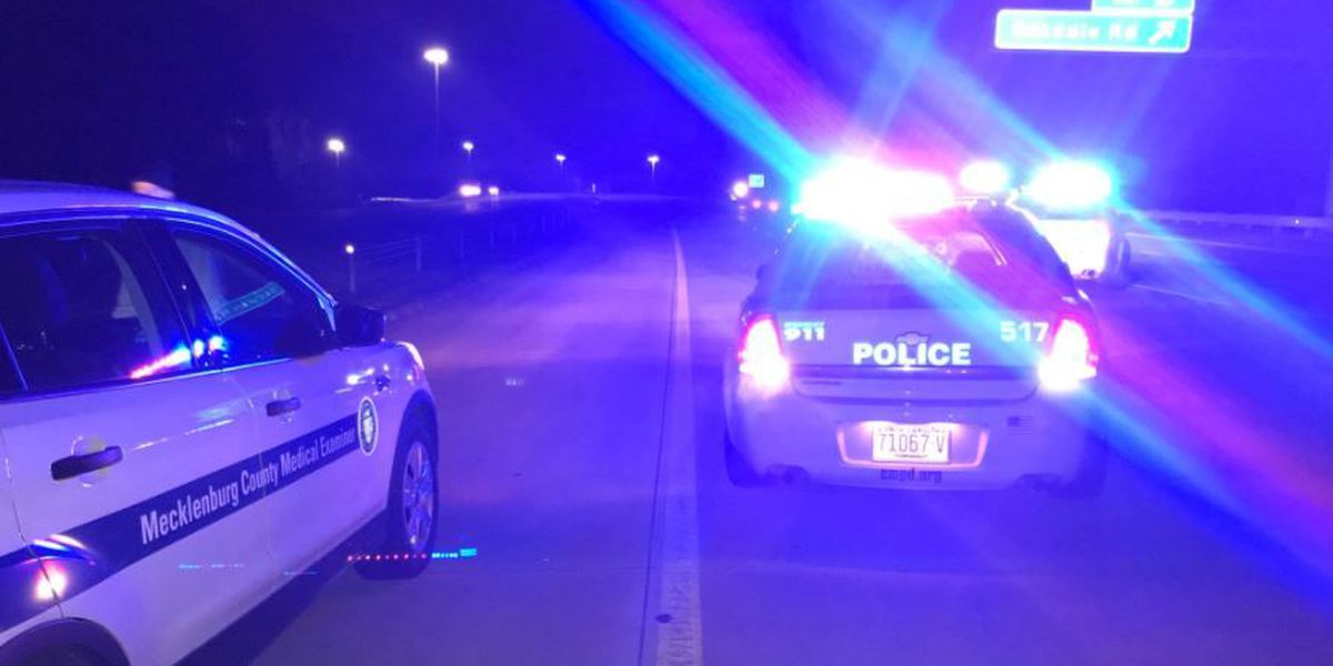 Two people killed in overnight car crash on I-485 have been identified