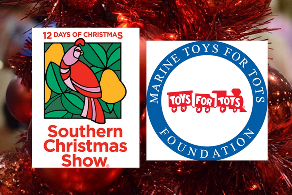 help make a difference at the southern christmas show