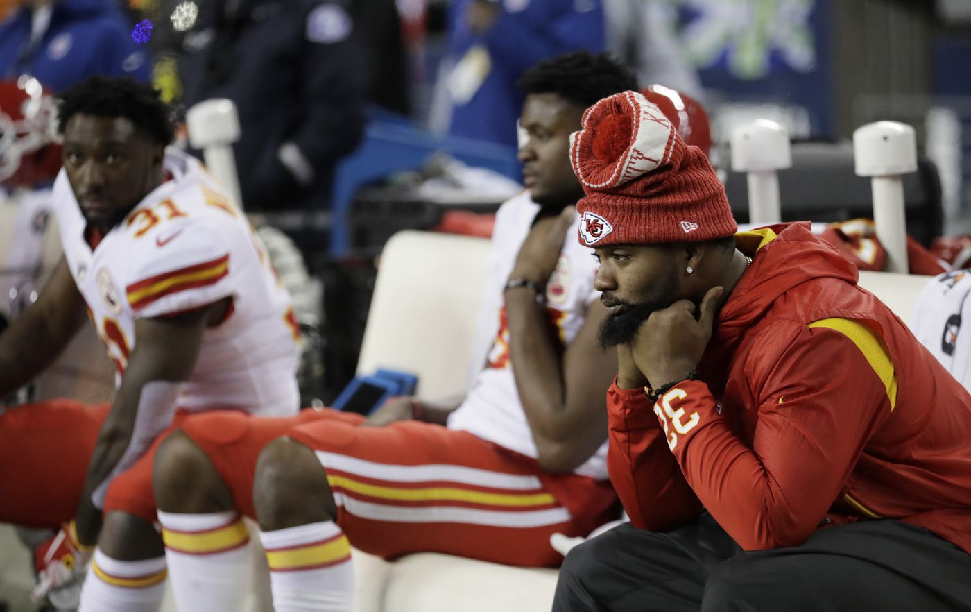 The game the Chiefs weren't supposed to win