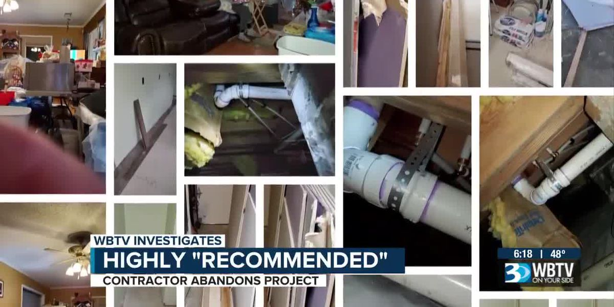 Contractor removed from HomeAdvisor site after WBTV investigation