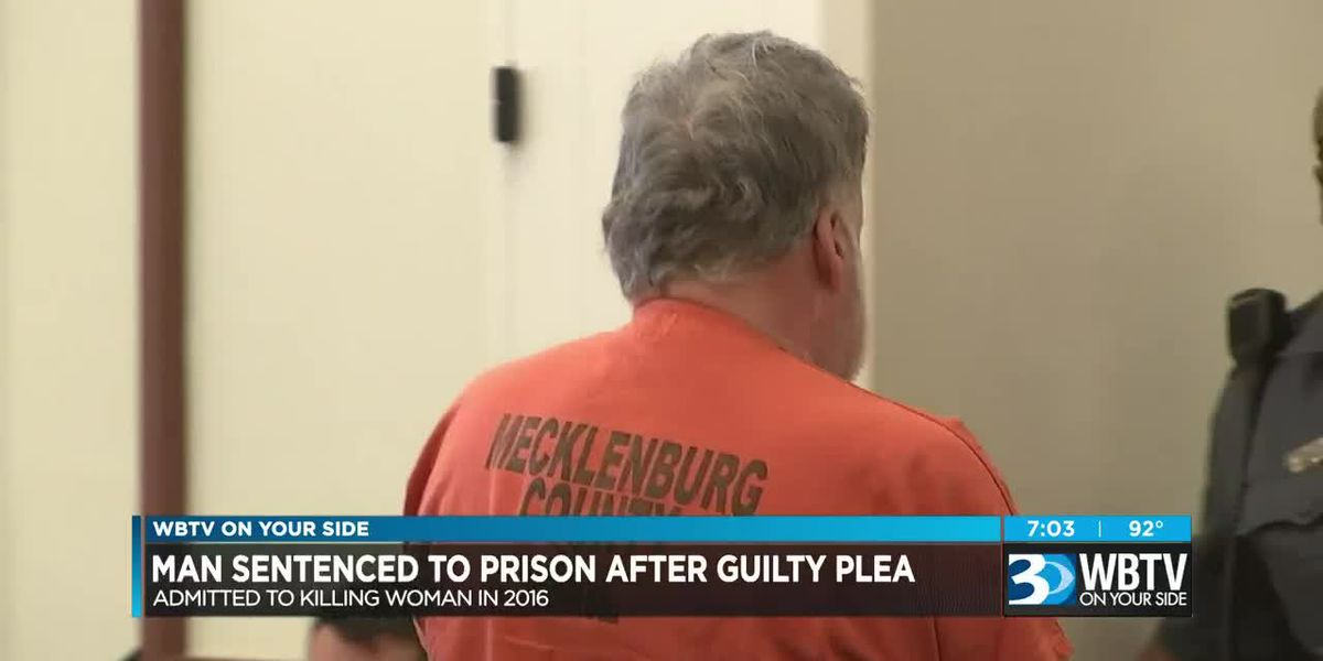 Cabarrus County man sentenced to at least 25 years for brutal murder