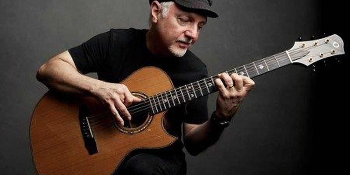 Considered one of the best guitarists in the world, Phil Keaggy comes to Salisbury