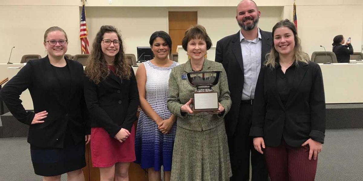 Catawba College Team Wins 2019 NCICU Ethics Bowl