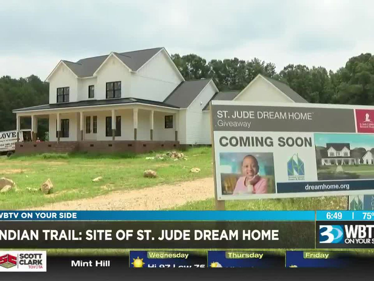 St. Jude Dream Home: Spotlighting Indian Trail!