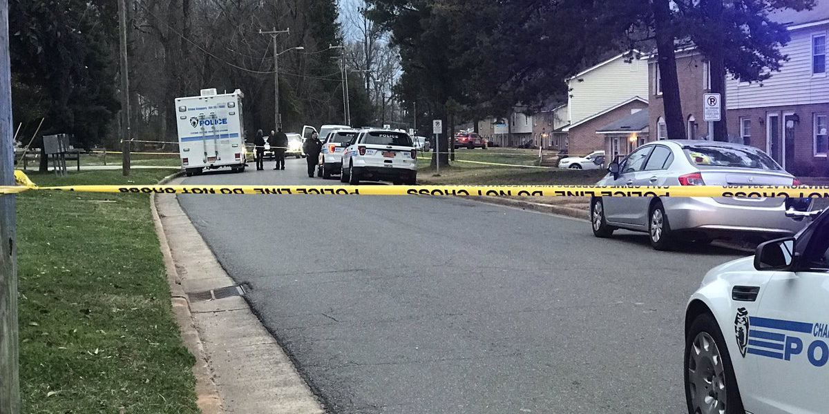 Four charged with murder after man found dead in west Charlotte home