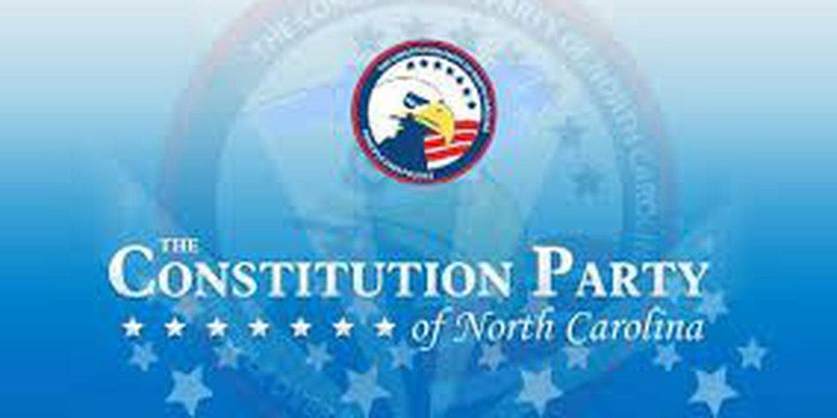 NC state board recognizes Constitution Party as official political party