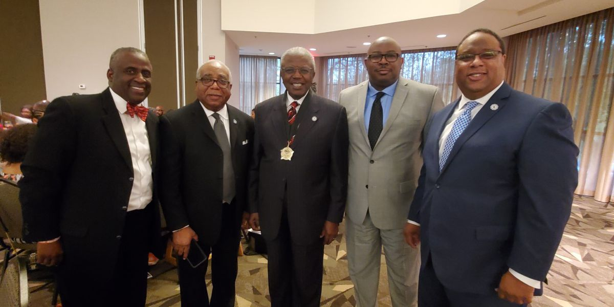 Livingstone College president, three alumni honored as HBCU Living Legends