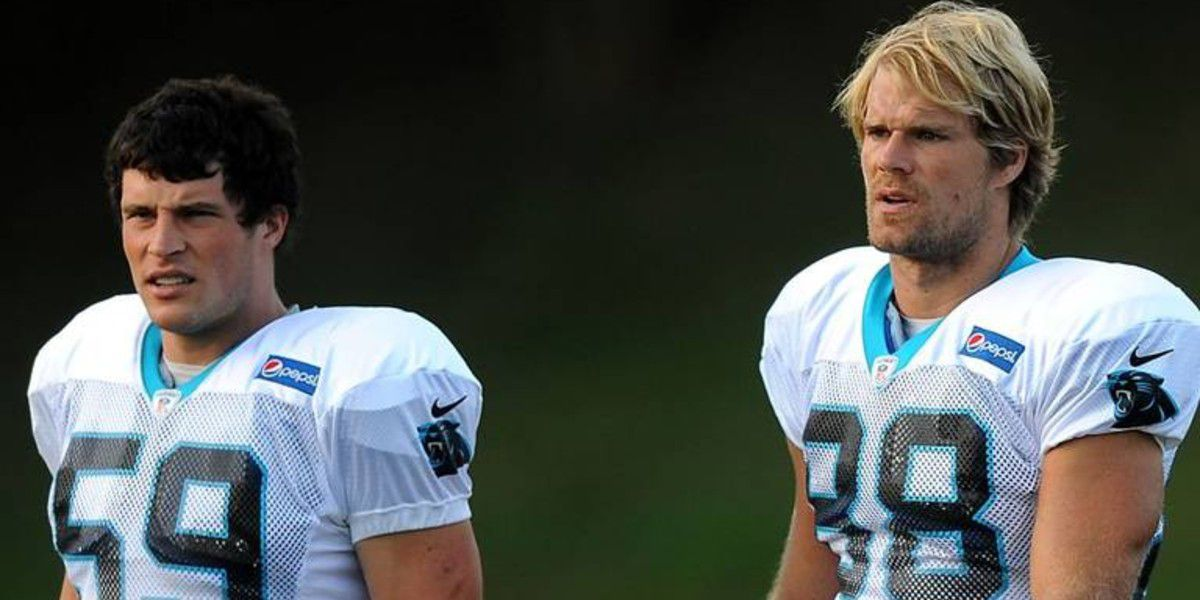 Why Greg Olsen says Panthers' Luke Kuechly is 'very at peace' with his retirement