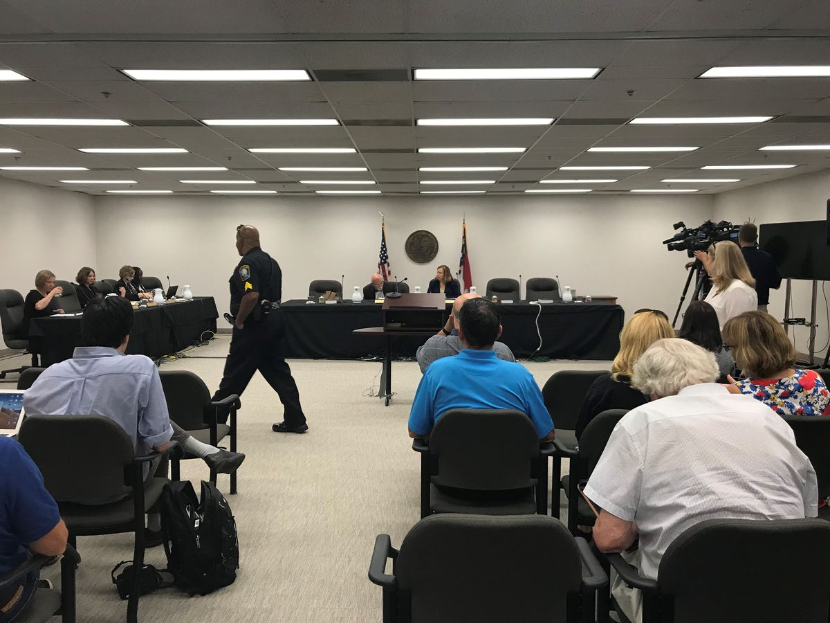 NC elections board released closed meeting minutes, memos after vote scrutiny