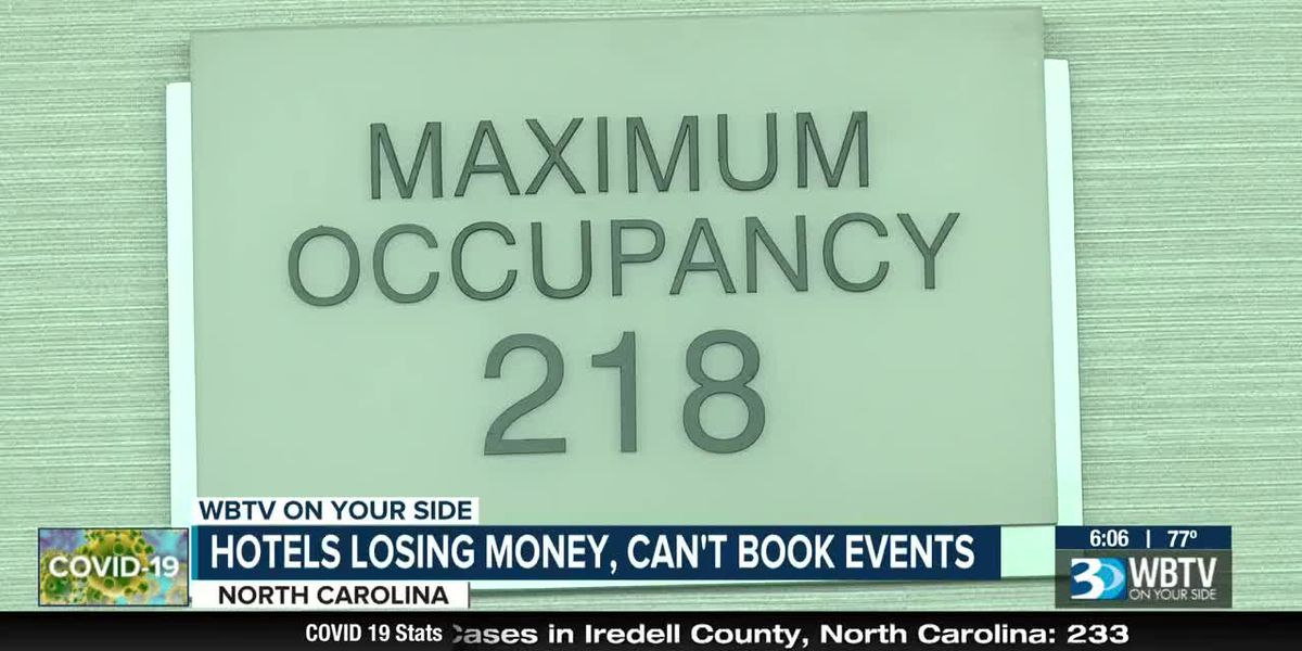 N.C. hotels losing money in Phase 2 of reopening