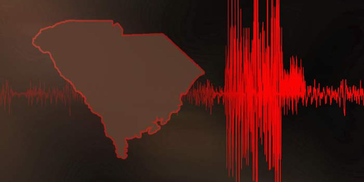 2.4-magnitude earthquake hits Summerville Sunday evening