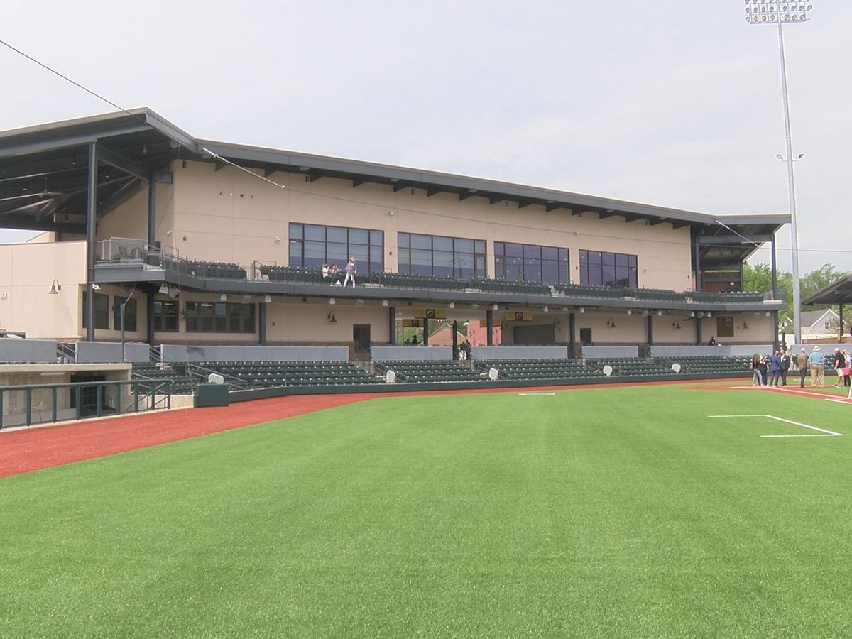 City of Gastonia ready for opening day at Fuse District Stadium