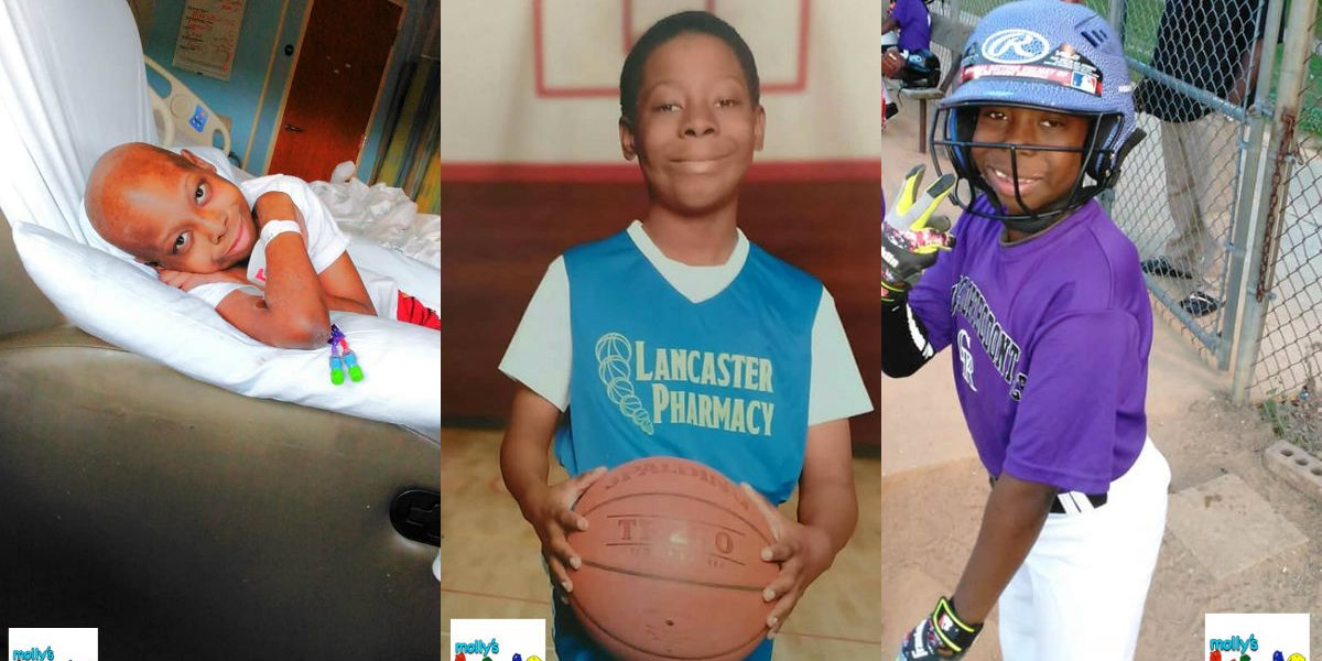 September 4th: Cashlin Izzard has quite a story: At 10 years old, he has beat cancer and heart disease.