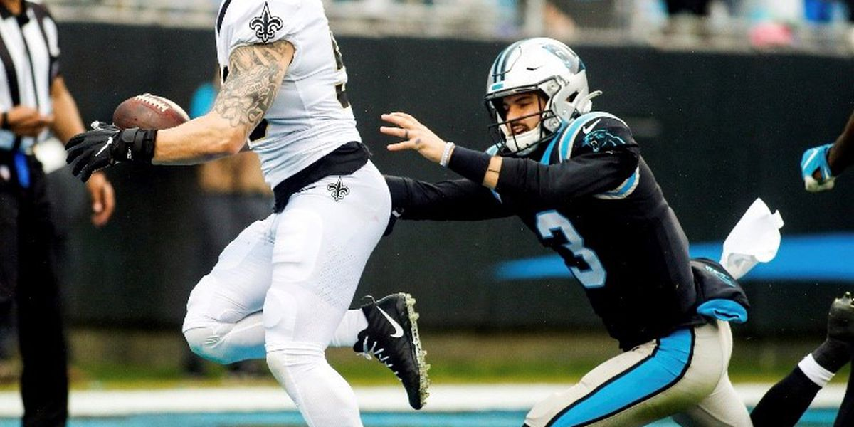 Grading the Carolina Panthers in a season-closing loss to New Orleans Saints