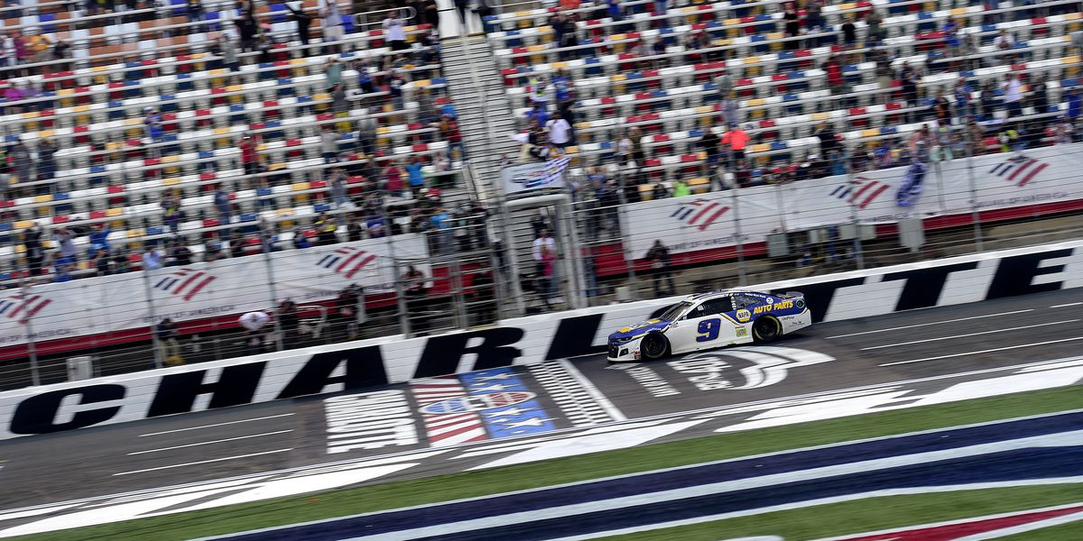 Charlotte Motor Speedway to increase fan capacity to 30 percent for Coca-Cola 600