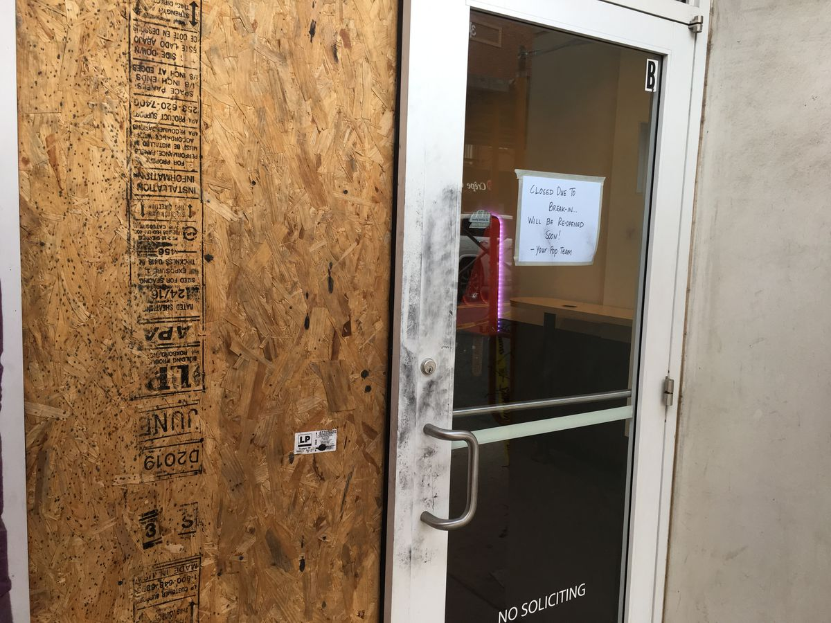 NODA neighbors want to know who is breaking into neighborhood's small businesses