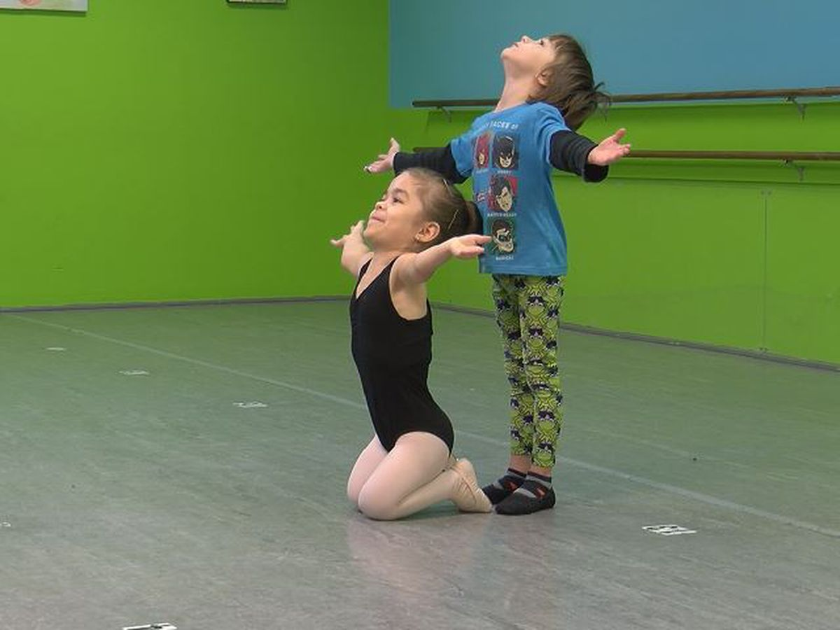 Charlotte dance program teaching children with disabilities encourages inclusion