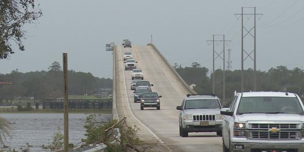 Emerald Isle Bridge to close Thursday in NC