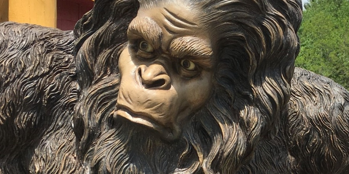 Massive Bigfoot statue stolen from business in N.C. mountains