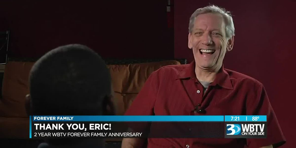 Forever Family celebrates 2-year anniversary with WBTV