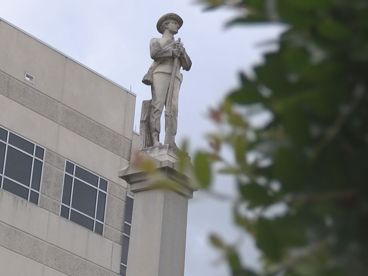 'Council of Understanding' votes in favor of relocating Confederate statue at Gaston Co. courthouse