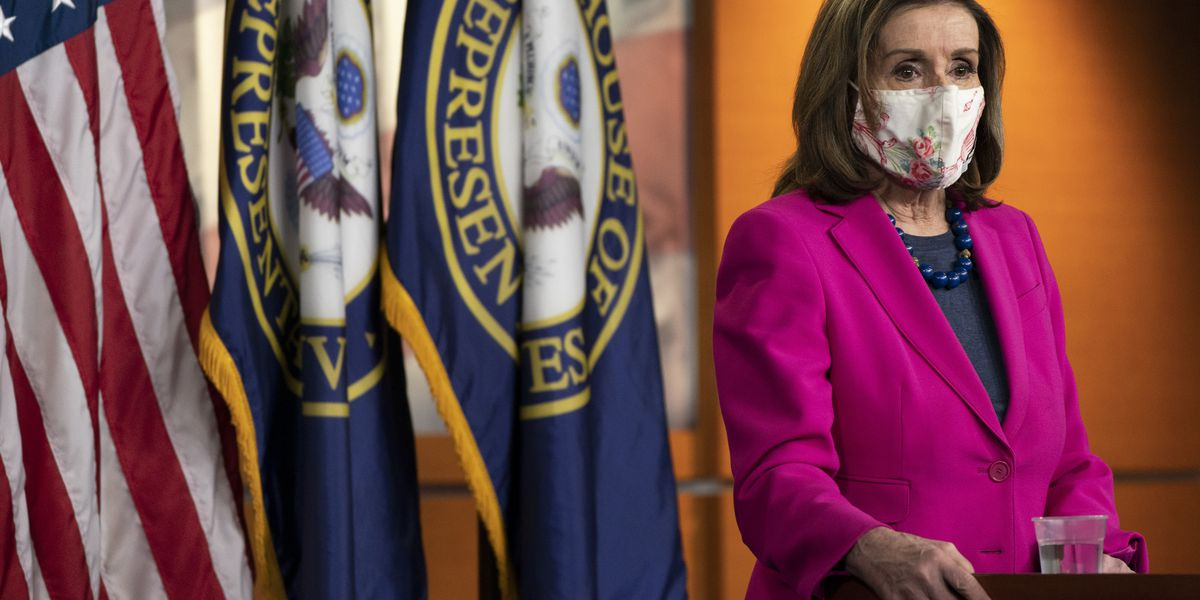 "Pelosi says ""the door is open"" for bipartisan cooperation on infrastructure bill"