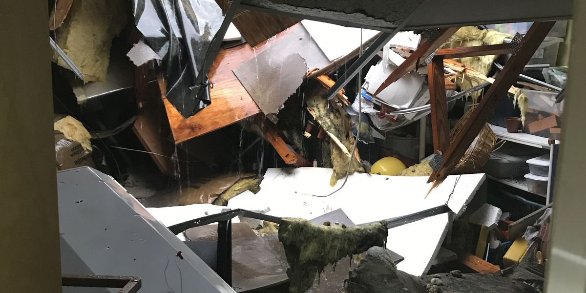 Daycare roof collapses in Catawba County, children sent to other facility