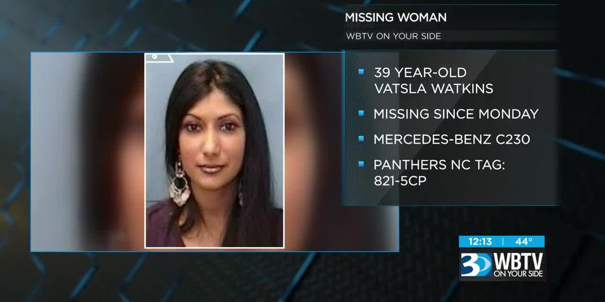 Police looking for missing 39-year-old woman last seen in Charlotte