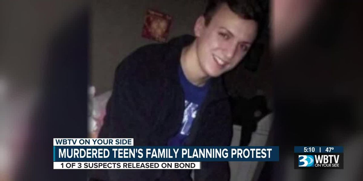 Family of murdered teen plans protest at Rowan Co. courthouse