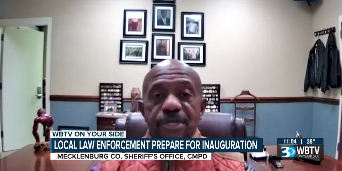 Mecklenburg Co. deputies prepare for inauguration trip to D.C.