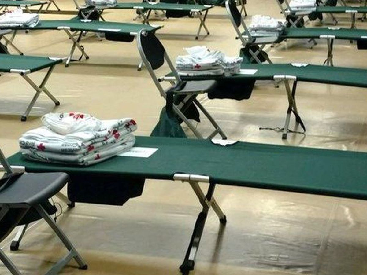 Charlotte shelters expand capacity as temps expected to fall