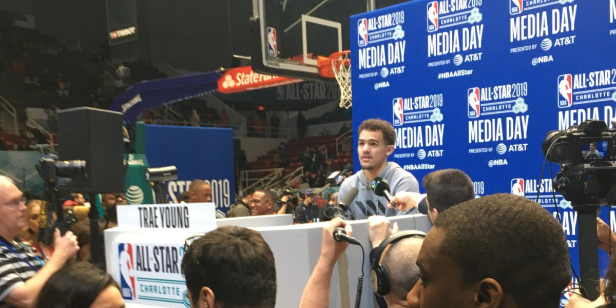 Trae Young helps cancel over $1M in medical debt for people in Atlanta with donation