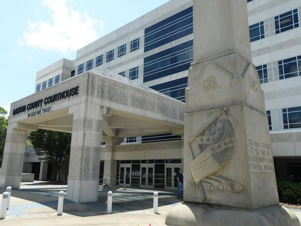 Coronavirus exposure confirmed at Gaston County Courthouse