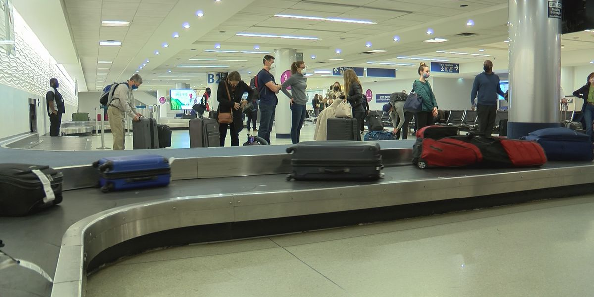CDC urges travelers to quarantine, get tested if exposed during Thanksgiving