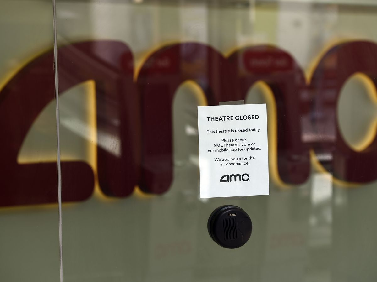 Cinema chain AMC warns it may not survive the pandemic