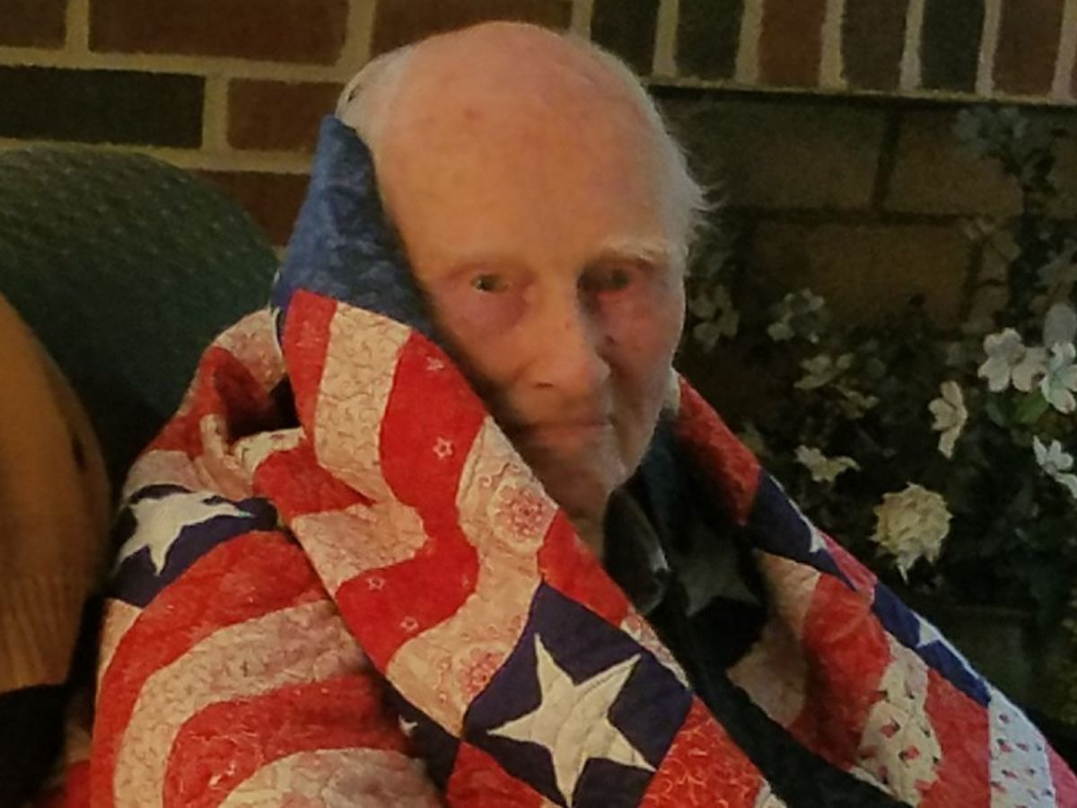 World War II veteran dies in Lincoln County at 101 years young