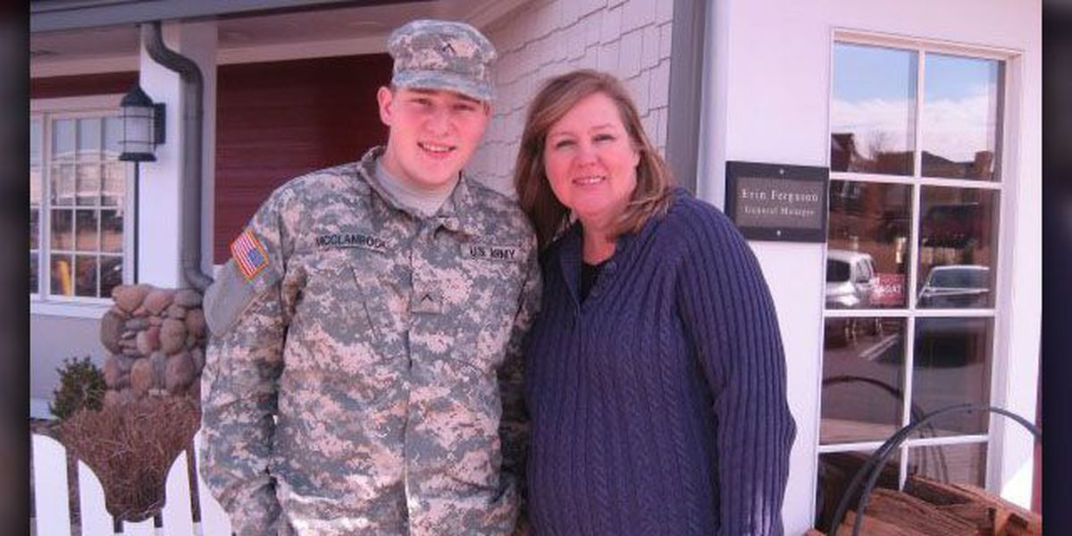 BLOG: Mom of son killed overseas helps others heal while fighting for her life!